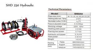 shd-250-hydraulic