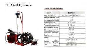 shd-630-hydraulic