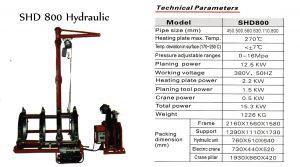 shd-800-hydraulic