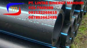 Supplier Pipa HDPE Hitam