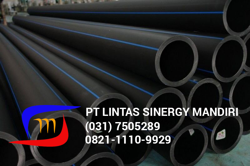 Pipa HDPE (High Density Polyethylene)