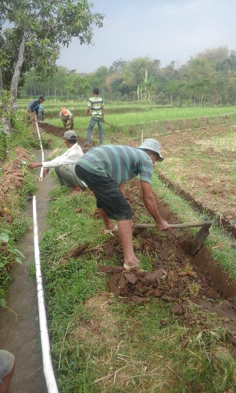 Instalasi saluran air bersih
