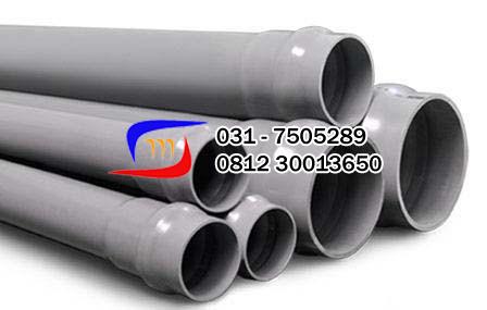 Pengertian dan Jenis-Jenis Pipa PVC