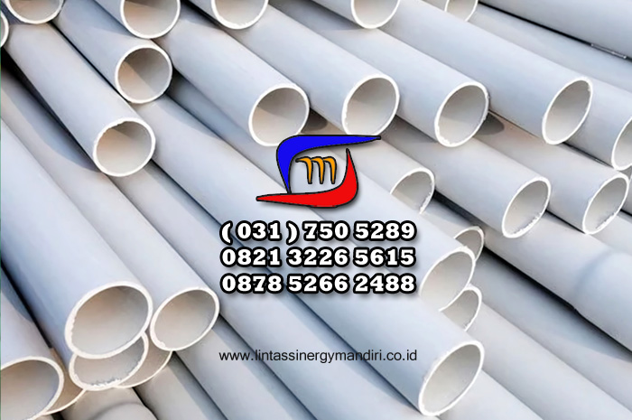 Mengenal Supralon Pipa PVC