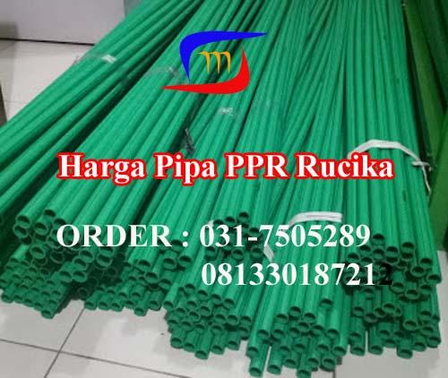"""alt=""""Keunggulan Pipa PPR Rucika"""" title=""""Harga Pipa PPR Rucika"""""""