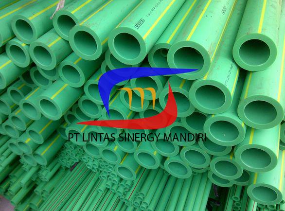 Spesifikasi Pipa PPR Rucika Kelen Green