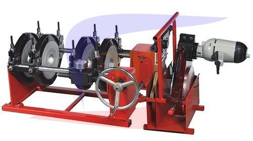 Mesin SHDS Penyambung HDPE