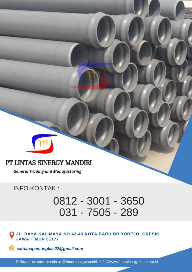 Mengenal Supralon Pipa PVC  | WA : 0812 3001 3650