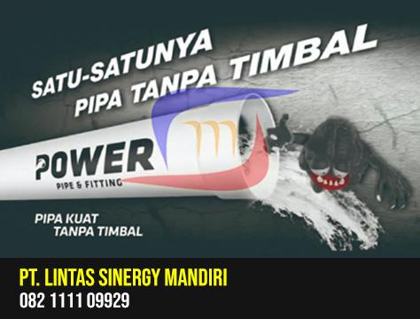 pipa pvc power