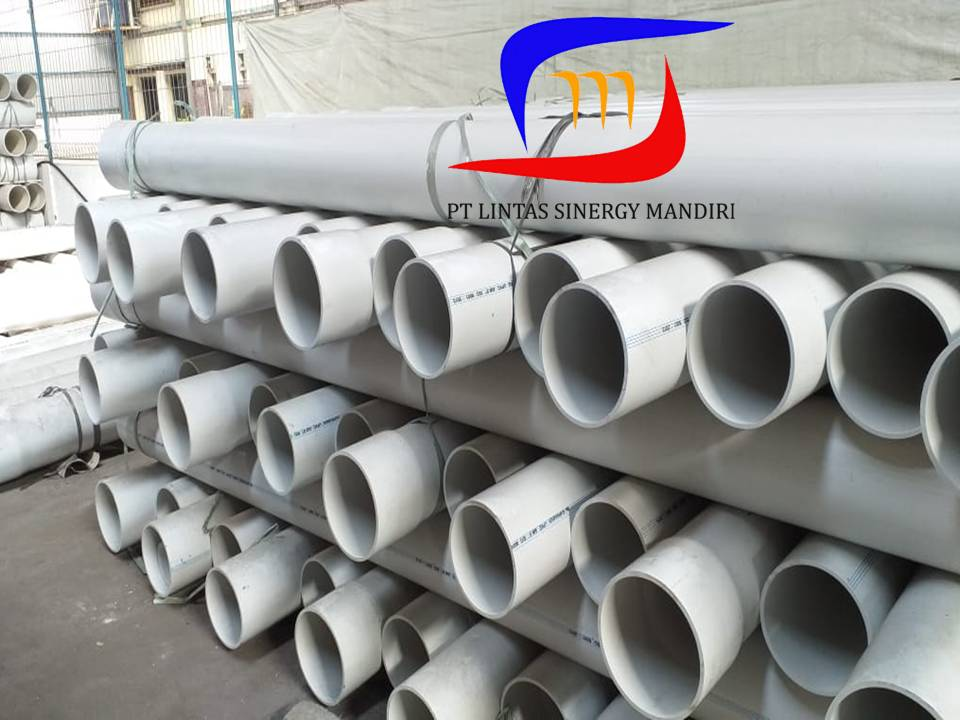Pipa PVC Supramas Kalimantan Selatan