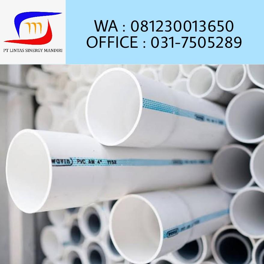 Pengertian Dan Keunggulan Pipa PVC