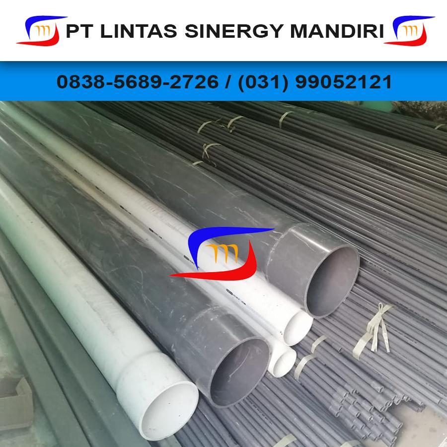 PIPA PVC Berapa Meter?