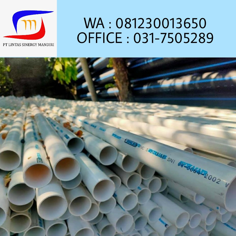 Fungsi dan Kegunaan Pipa PVC