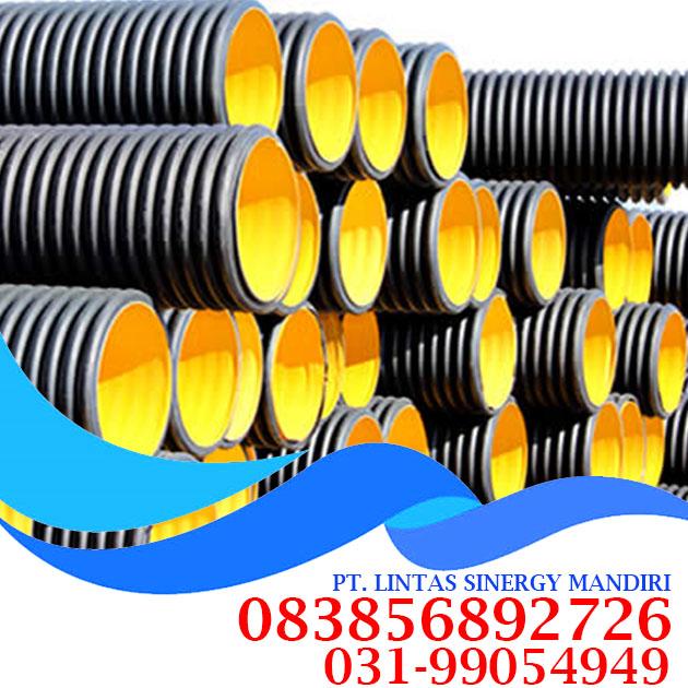 PIPA HDPE Corrugated