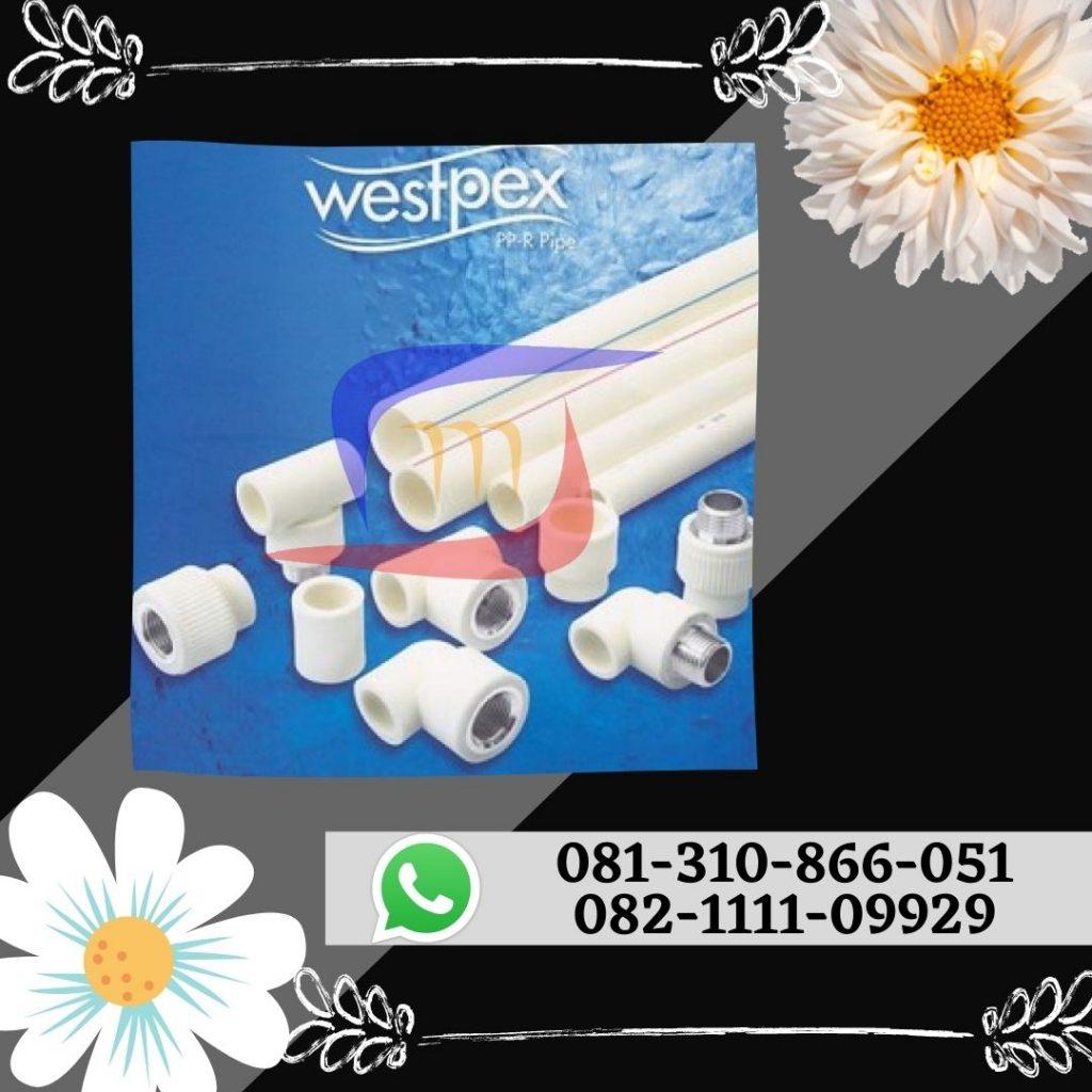 pipa ppr westpex murah